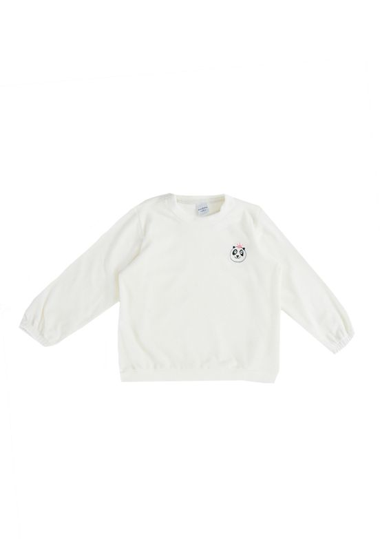 SWEATSHIRT-PLUSH